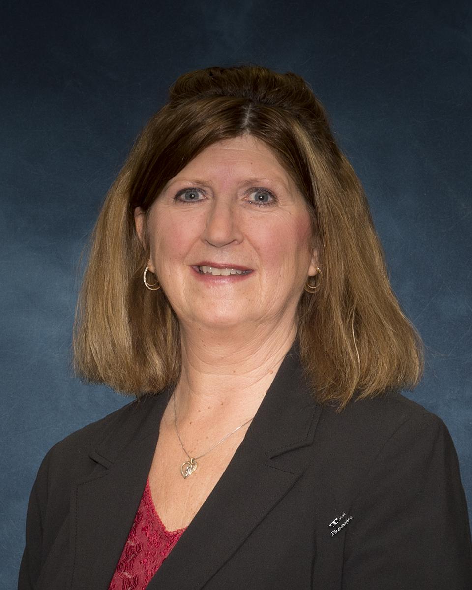 Mary Wright, Admin. Coordinator