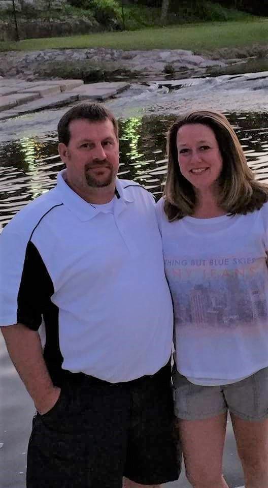 Amanda and George --  ADOPTION FINALIZED, CONGRATULATIONS!